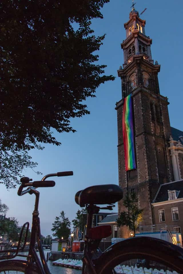Jordaan District Churches Amsterdam