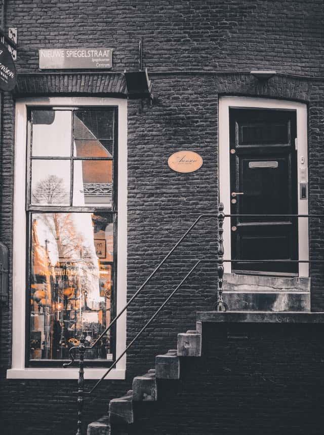 Nieuwe Spiegelstraat Shops