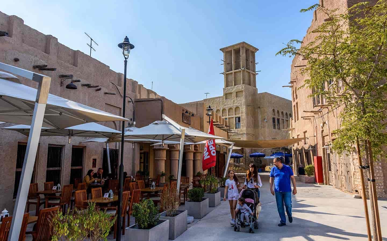 Bur Dubai Area