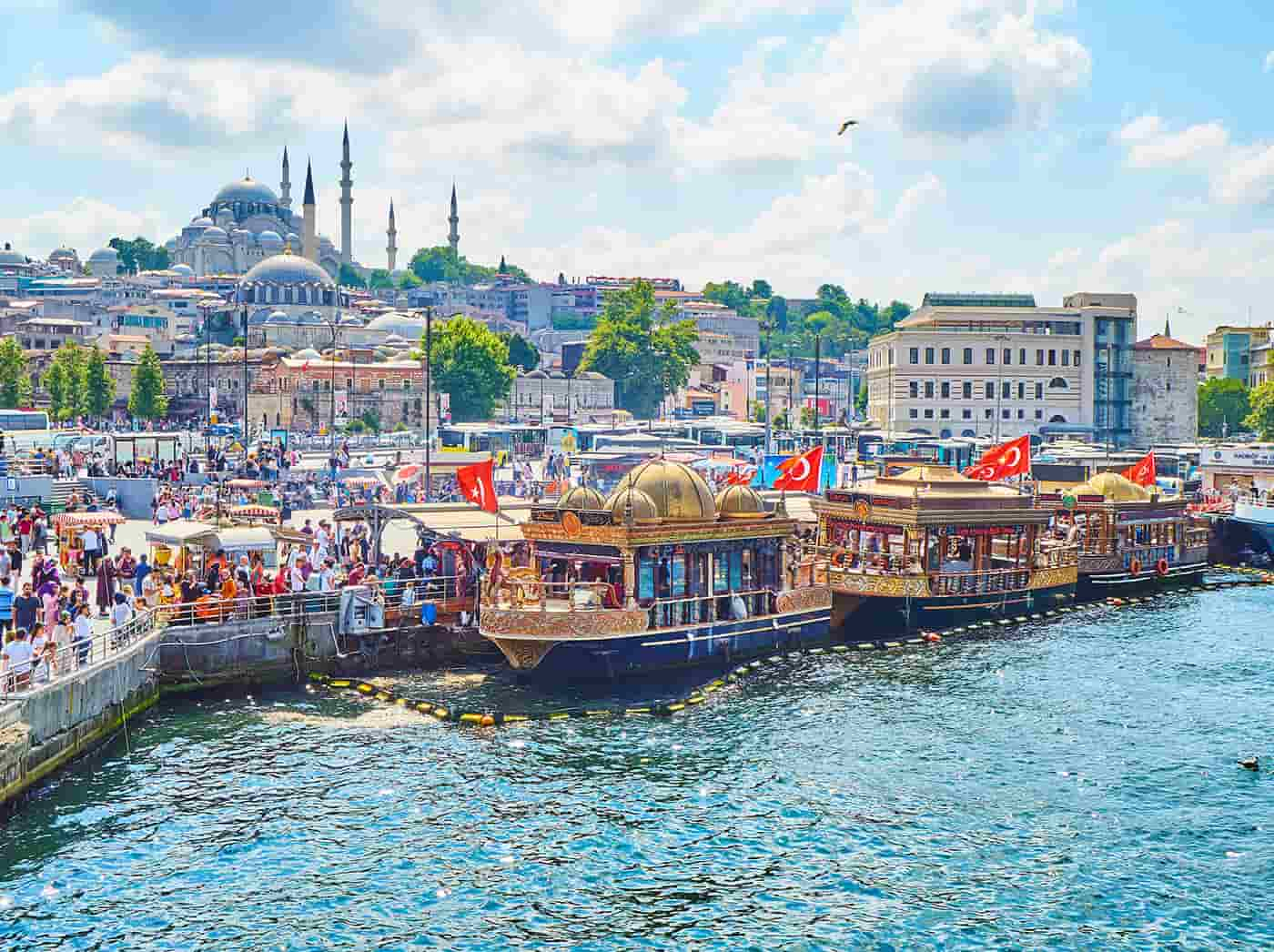 Where to Stay in Istanbul + Tips On What You Won't Wanna Miss!
