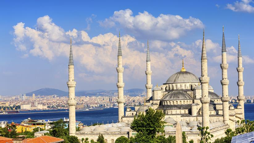 The Sultanahmet neighborhood to stay in Istanbul