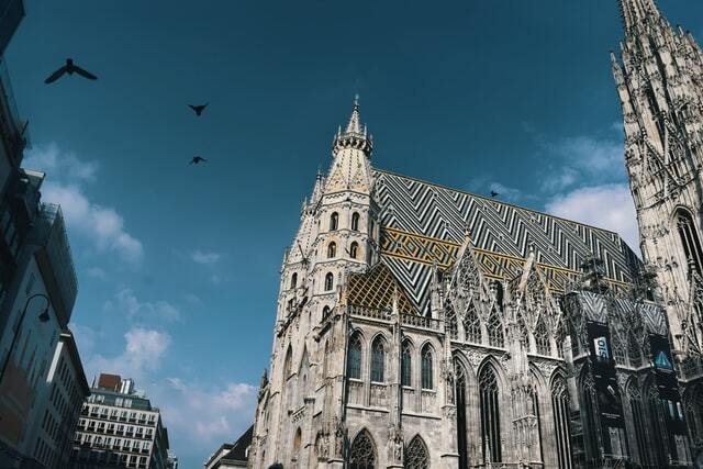 Vienna St. Stephan's Cathedral