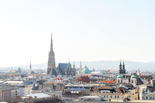 Vienna's first district
