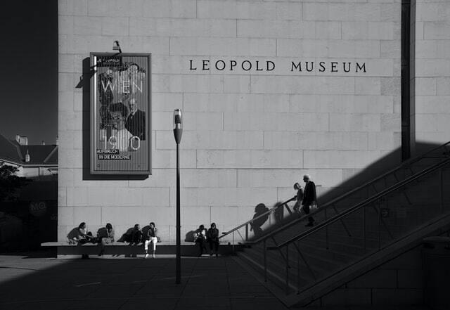 Leopold musuem vienna