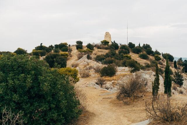 Walking tours and hiking in Athens