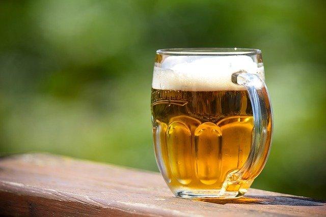 pilsner urguell beer prague