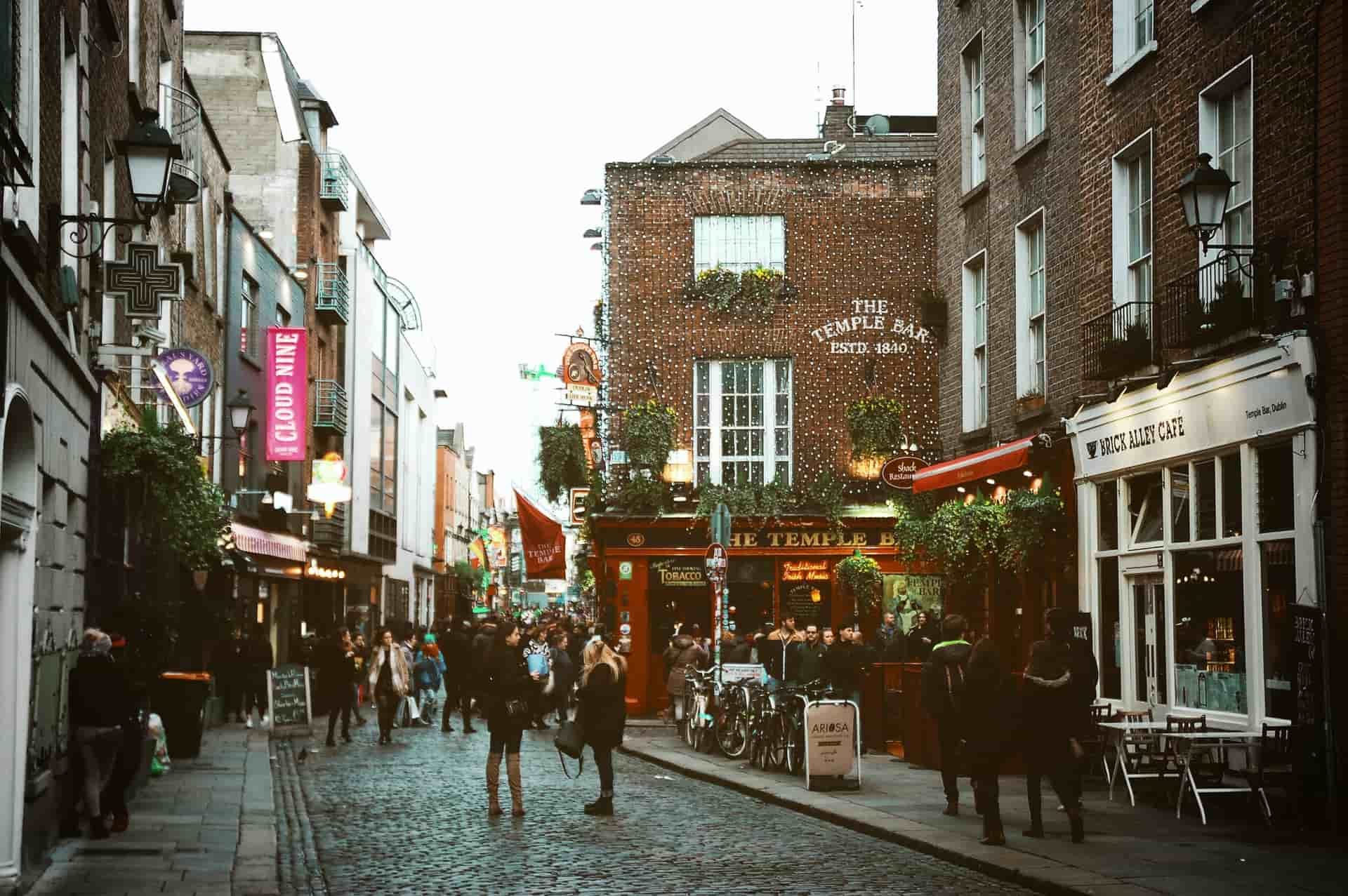 4 Minutes Into Dublin Hostels: Find the Perfect Hostel for You!