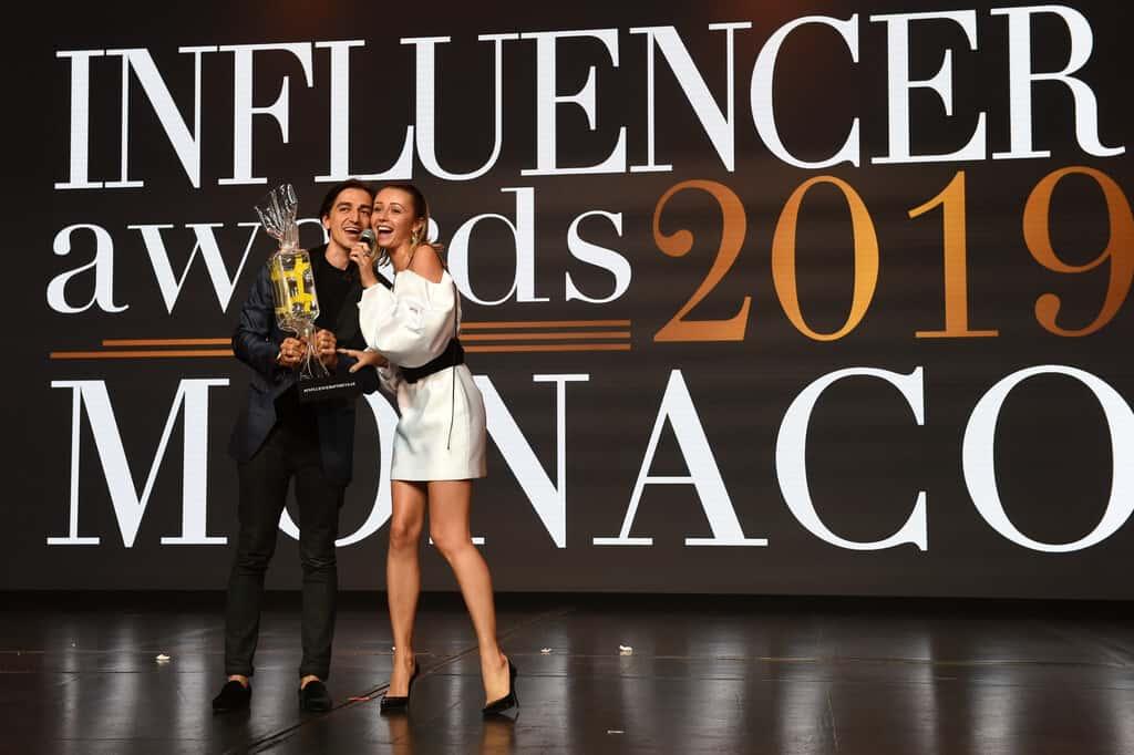 Murad Osmann influencer awards 2019