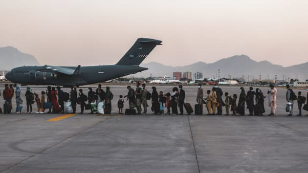 U.S. Helps Americans Travel Back Home From Afghanistan