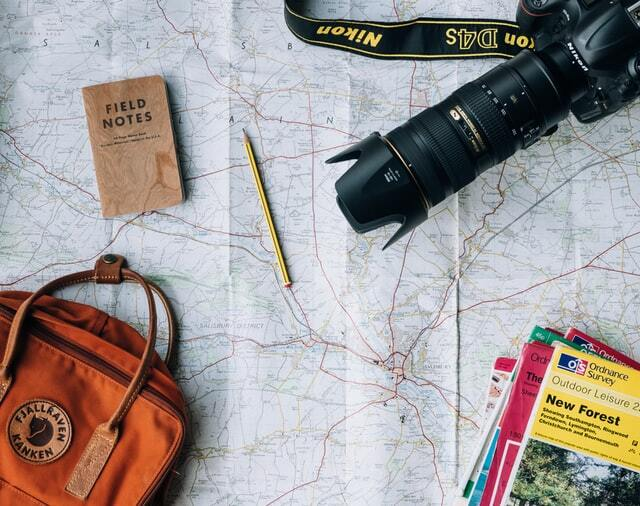 planning for backpacking in europe