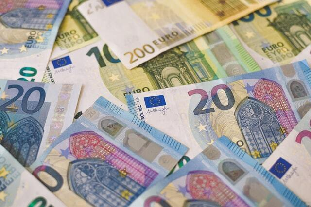 Euro 20 Bills