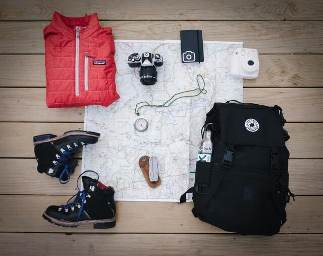 What to pack for backpackers