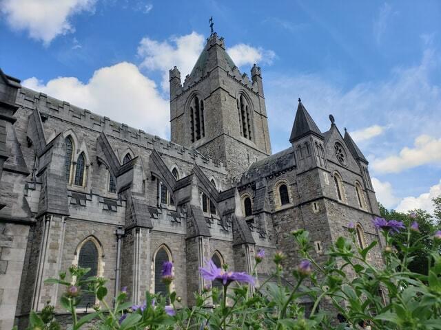 Crist Church Cathedral Dublin