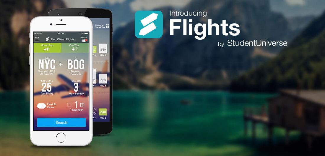 Student universe flights app introduction