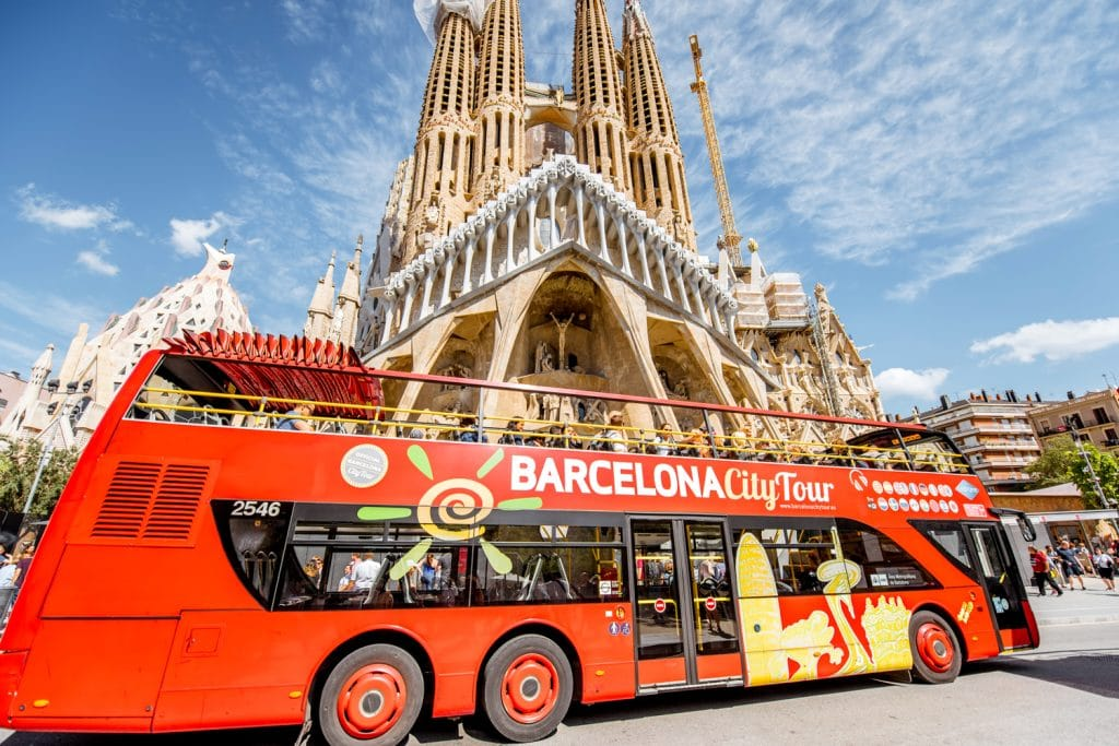 Hop On Hop Off Barcelona Guide: Info You'll Need To Get Around!