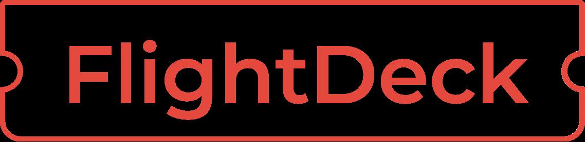 FlightDeck Logo