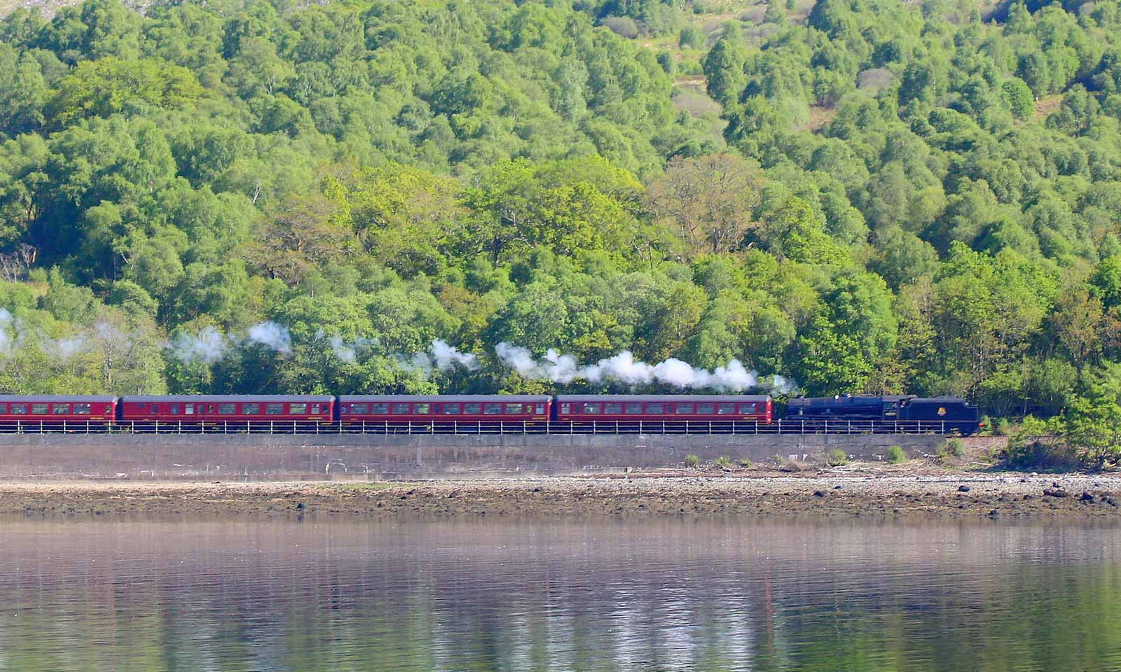 Best UK Rail Holidays
