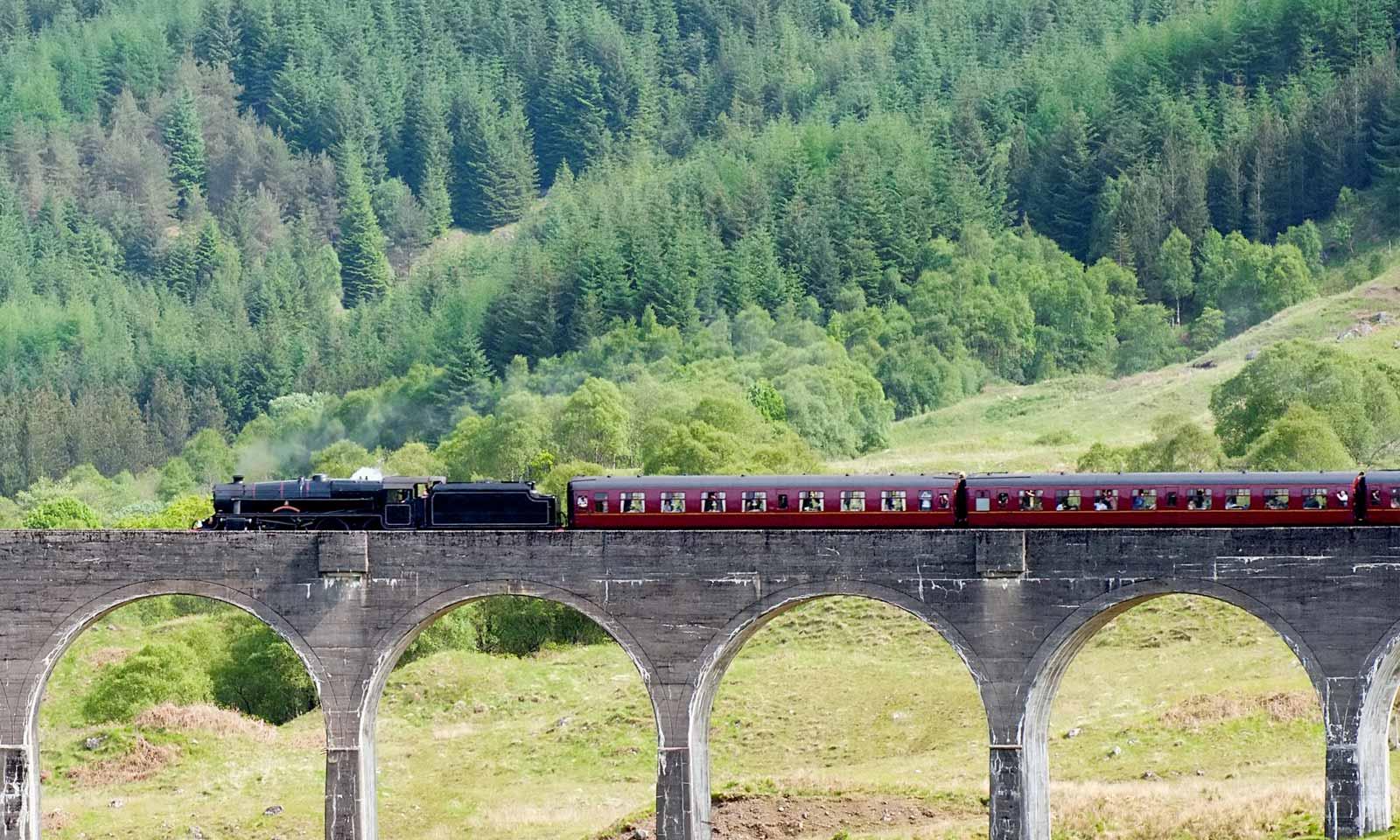 Cheap Rail Holidays UK