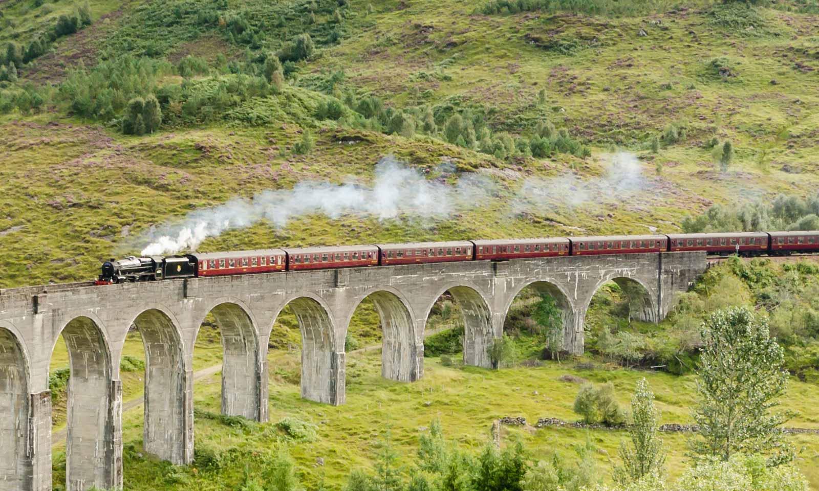 2020 UK Rail Holidays
