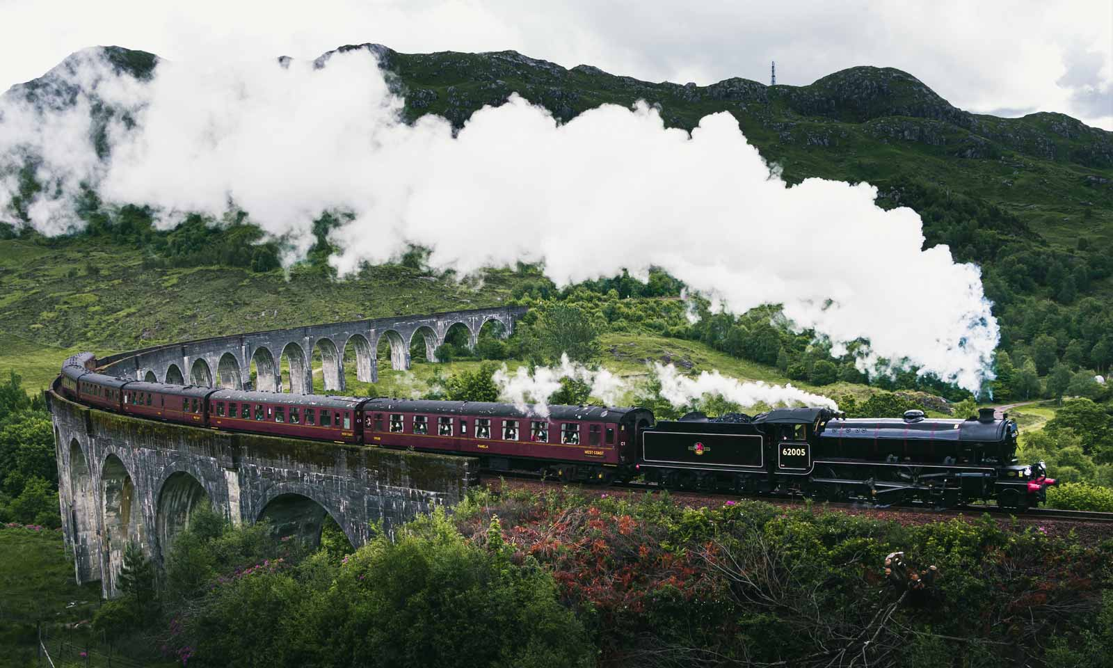 Benefits of a Rail Holiday