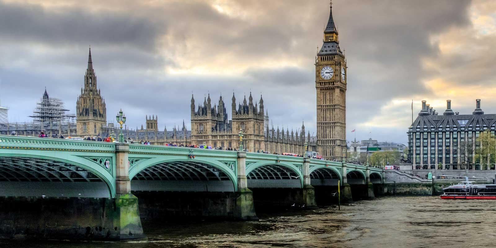 London Luxury Train Journeys