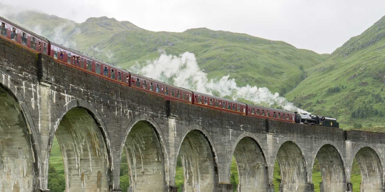Steam Luxury Train Journeys
