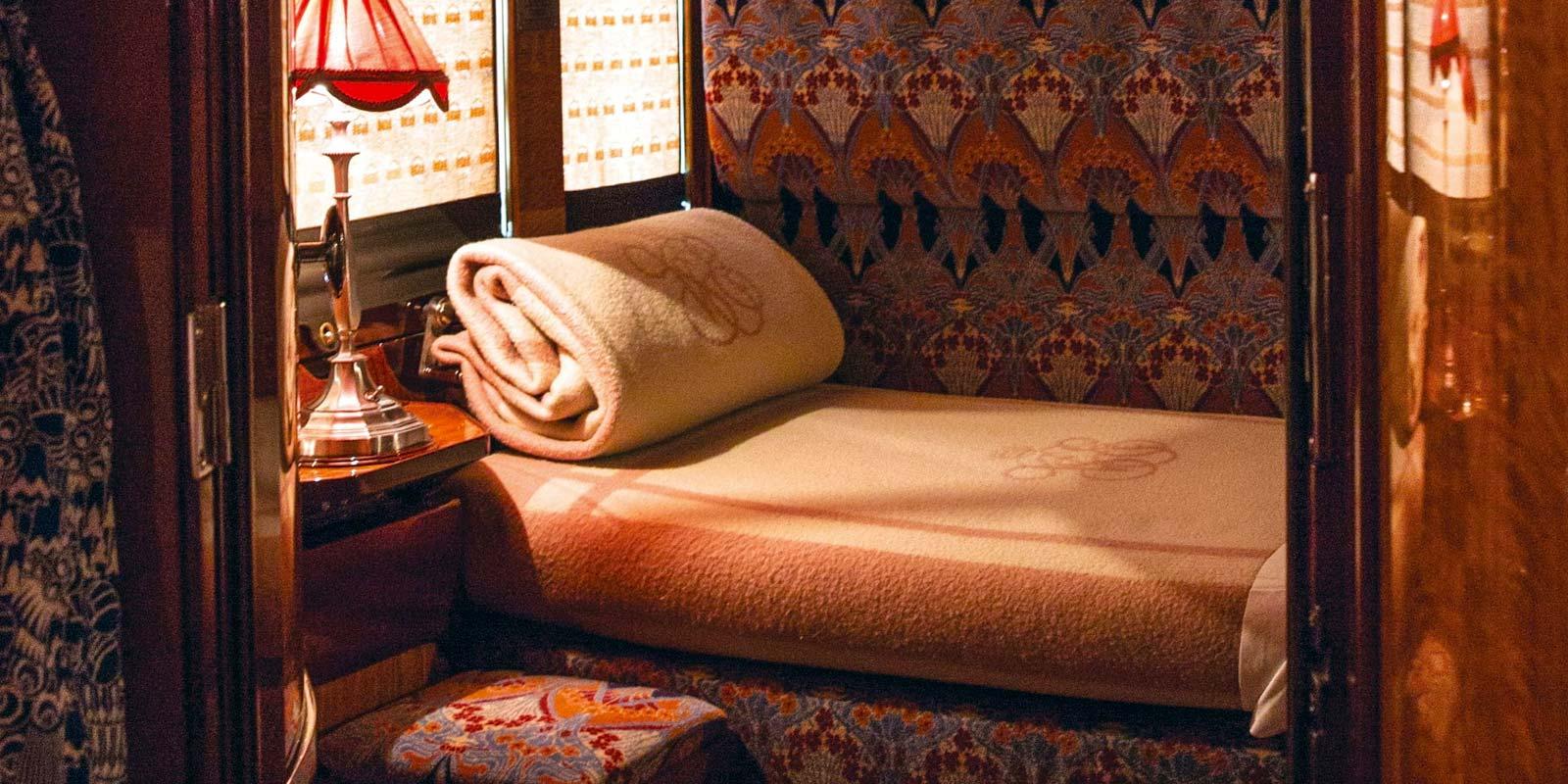 Belmond Venice Simplon-Orient-Express Accommodation