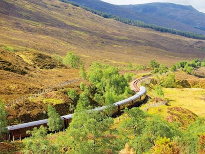 Belmond Royal Scotsman Spean Bridge