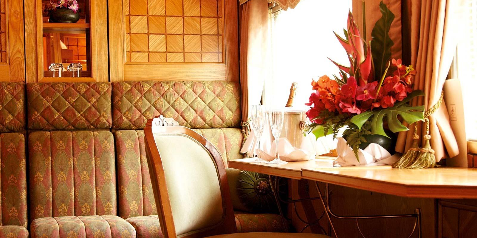 Belmond Eastern & Oriental Express Accommodation