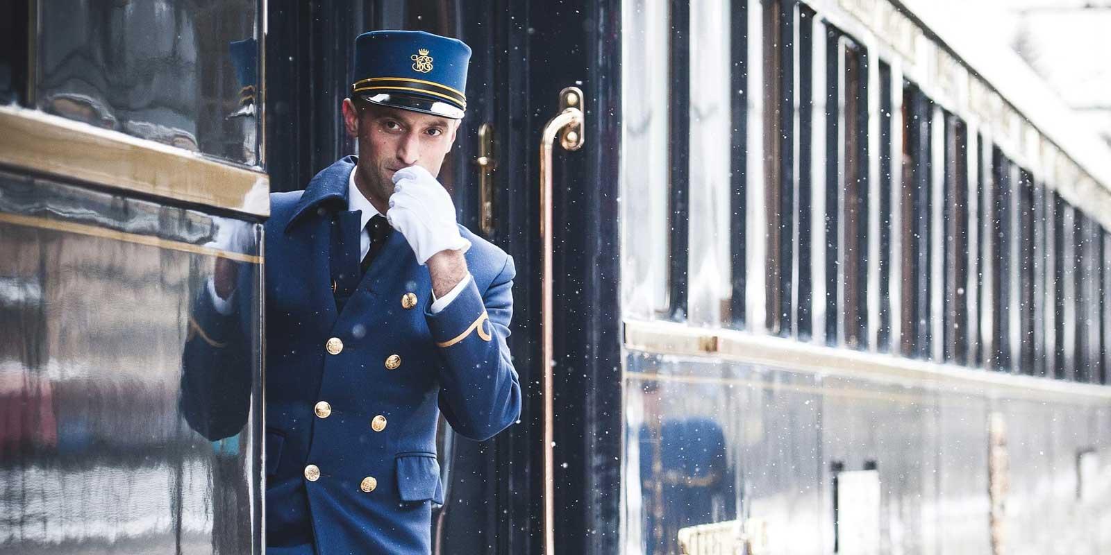 Luxury Train Guard