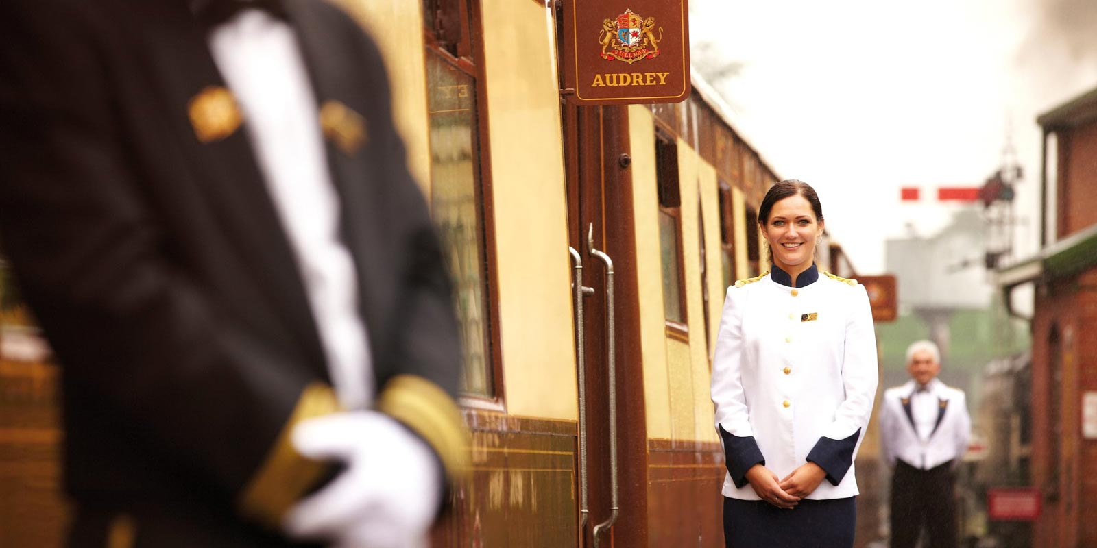 Belmond British Pullman Stewards