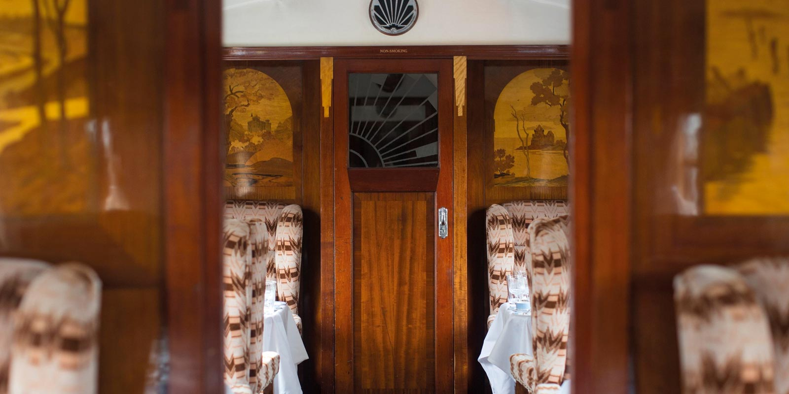 Belmond British Pullman Carriage