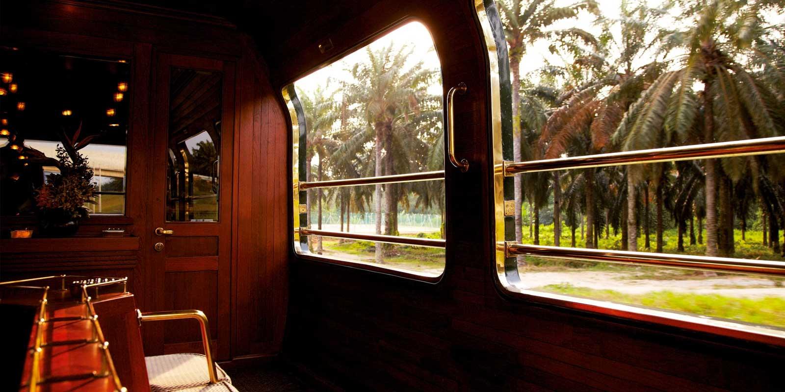 Belmond Eastern Oriental Express Scenery