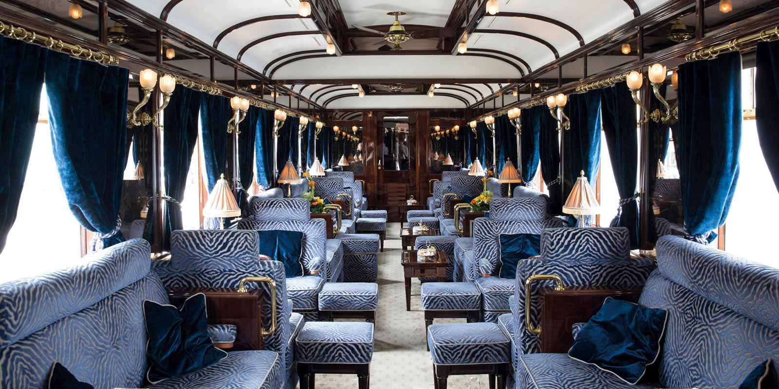 Luxury Train Tickets Sale