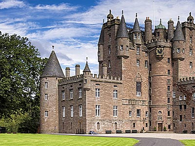 The Northern Belle Glamis Castle