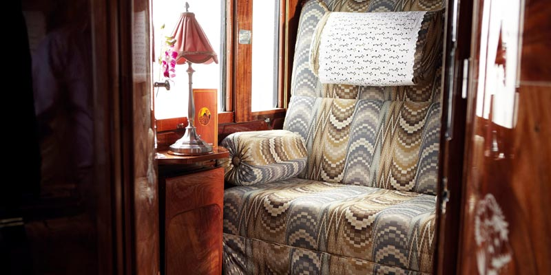 Belmond Venice Simplon-Orient-Express Twin Cabin