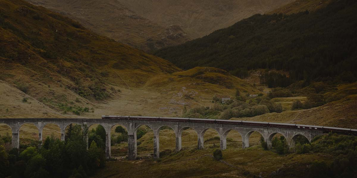 Royal Scotsman Train Journeys