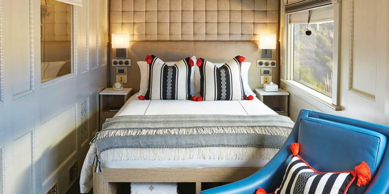 Belmond Andean Explorer Suite Cabin