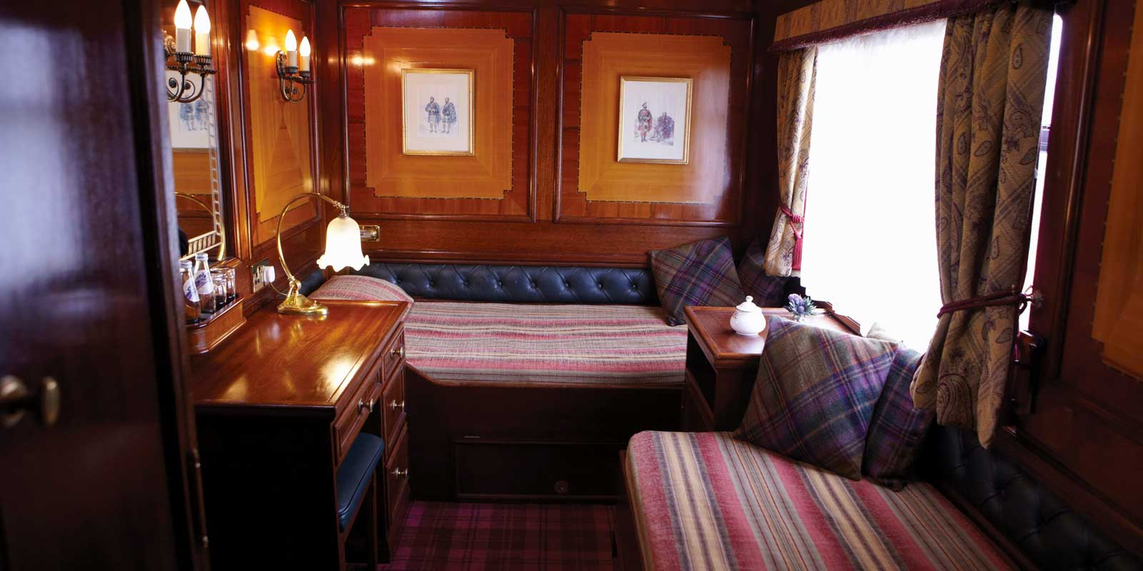 Belmond Royal Scotsman Cabin