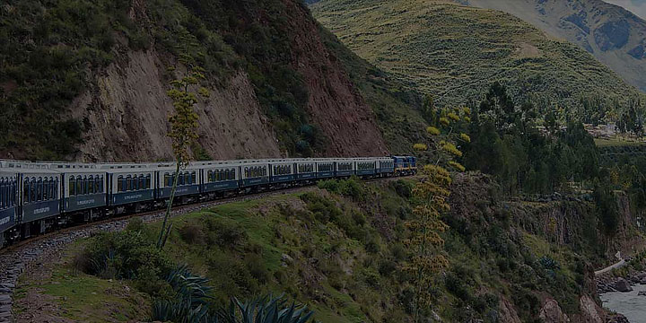Andean Explorer Train Journeys