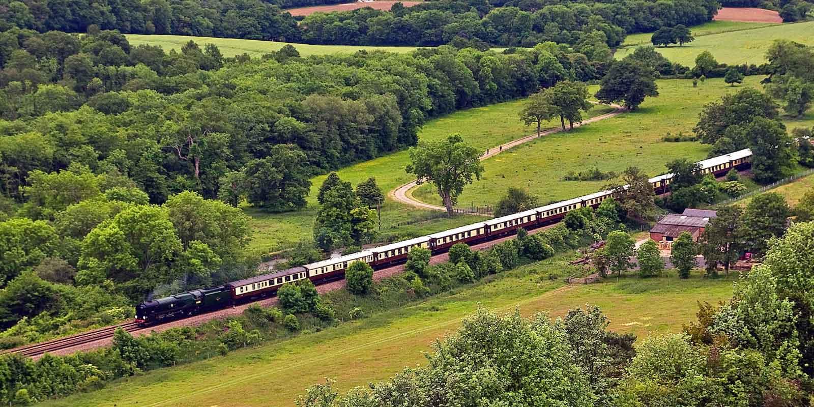 Rail Holidays UK