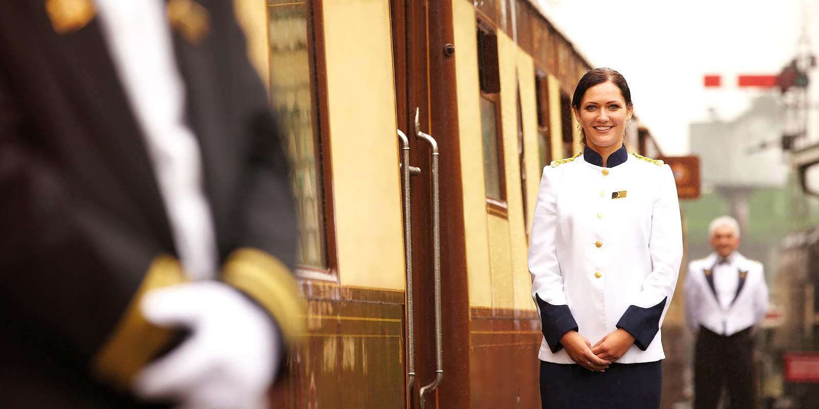 Luxury Train Holidays