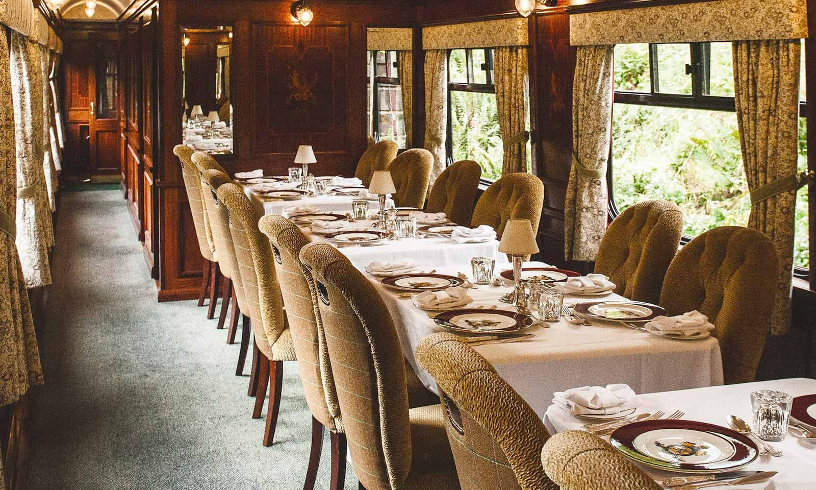 Orient Express journeys under £6,000