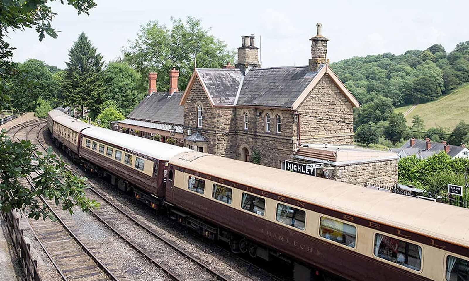 Northern Belle carriages