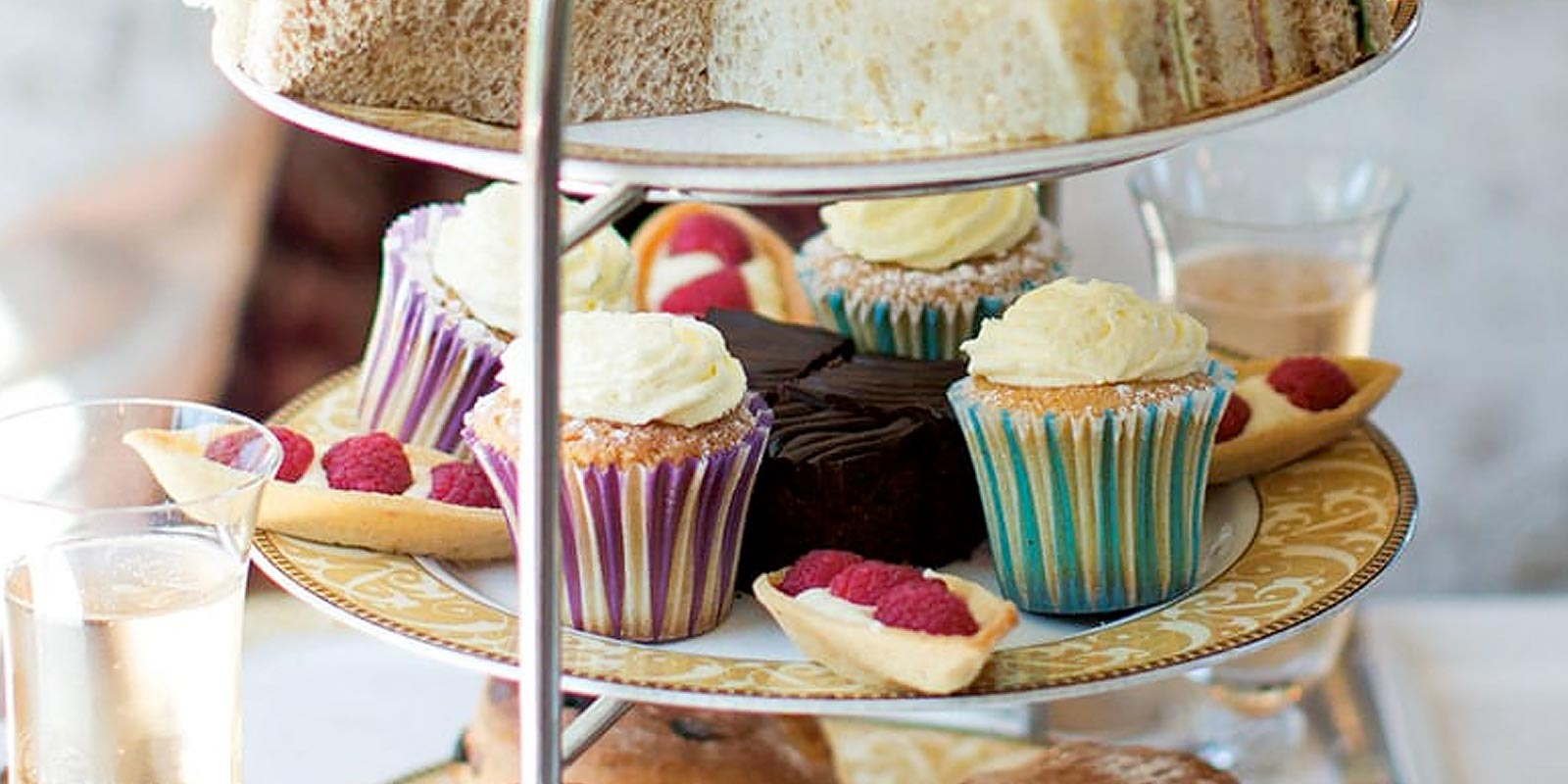 Northern Belle Classic Afternoon Tea Luxury Train Journey