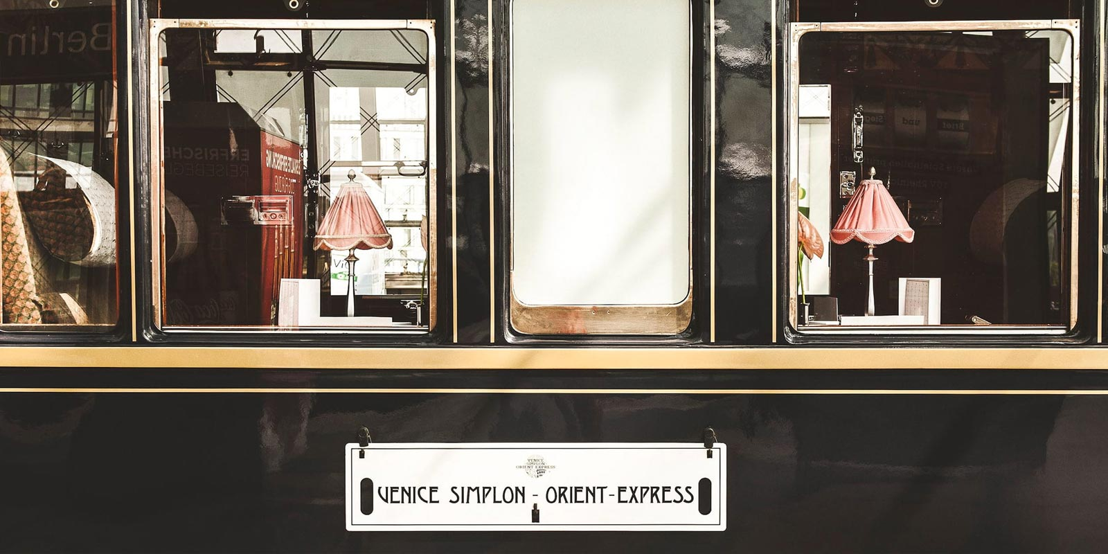 Venice Simplon Orient Express Paris to Verona