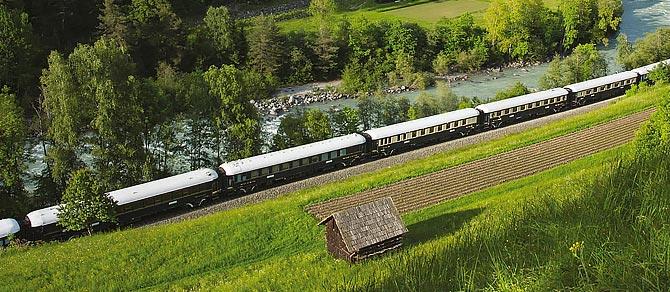 Venice Simplon Orient Express Prague to London