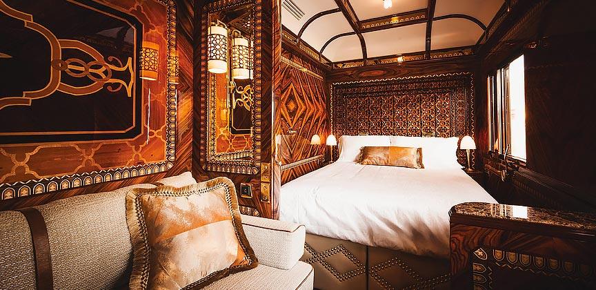 Venice Simplon Orient Express Istanbul Grand Suite