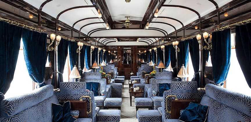 How luxurious are the journeys