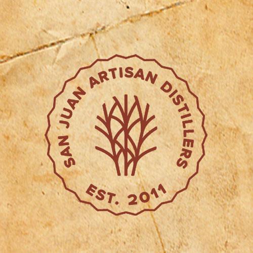 San Juan Distillery Logo
